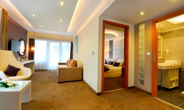 Hotel Residence - Siófok - Deluxe szoba