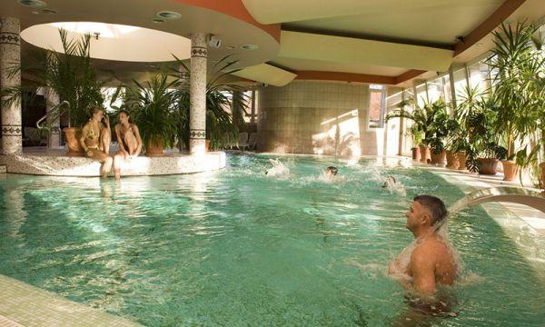 Hotel Residence - Siófok - Wellness beltéri medence