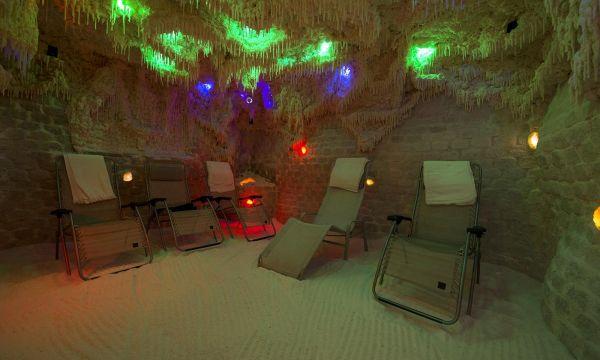 Zenit Hotel Balaton - Vonyarcvashegy - Holt-tengeri sóbarlang