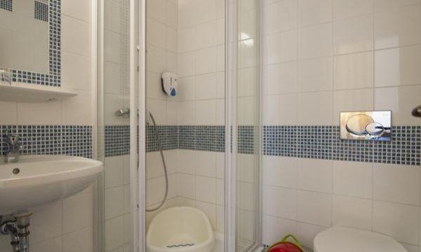 Zenit Hotel Balaton - Vonyarcvashegy - Fürdőszoba, Economy kétágyas szoba