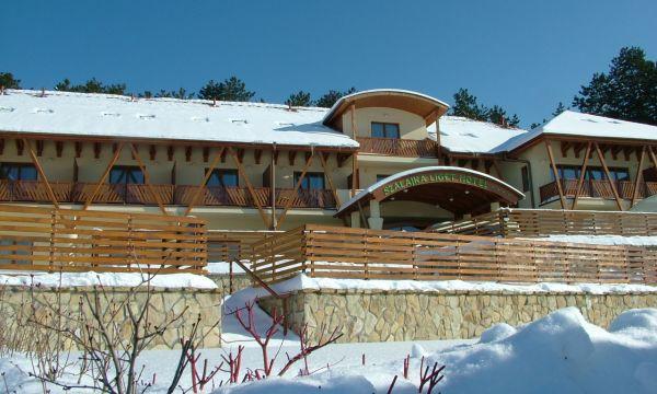 Szalajka Liget Hotel - Szilvásvárad - Télbe borulva