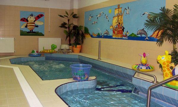Mátyás Király Gyógy- és Wellness Hotel - Hajdúszoboszló - Gyermekmedence