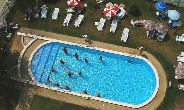 Mátyás Király Gyógy- és Wellness Hotel - Hajdúszoboszló - Kültéri strandmedence