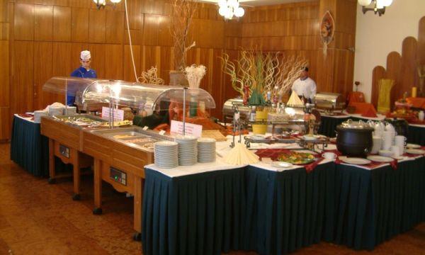 Mátyás Király Gyógy- és Wellness Hotel - Hajdúszoboszló - Étterem