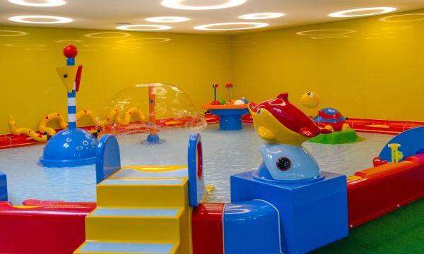 Kolping Hotel Spa & Family Resort - Alsópáhok - Gyermekmedence