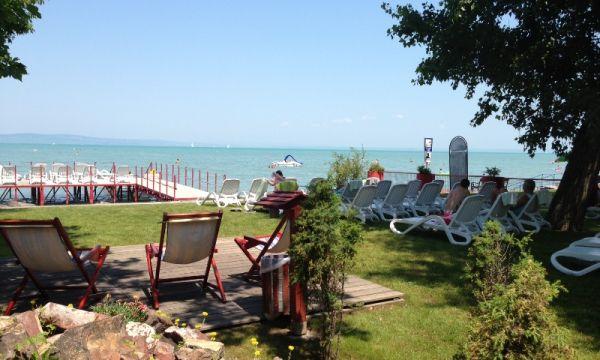 Hotel Residence - Siófok - Residence beach