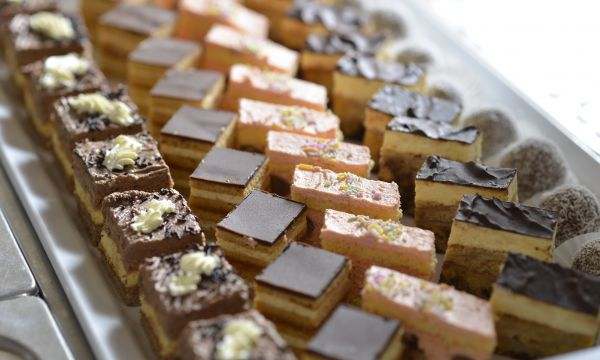 Hotel Residence - Siófok - Sütemény
