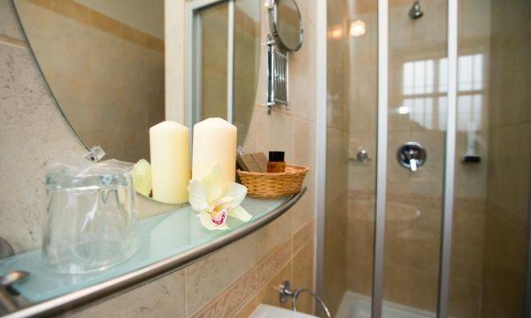 Hotel Villa Völgy - Eger - Superior fürdőszoba
