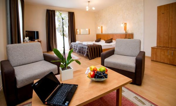 Hotel Villa Völgy - Eger - Superior családi szoba