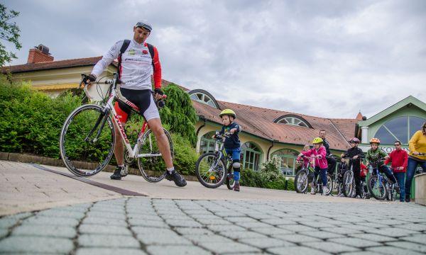 Kolping Hotel Spa & Family Resort - Alsópáhok - Két keréken a környék felfedezésére