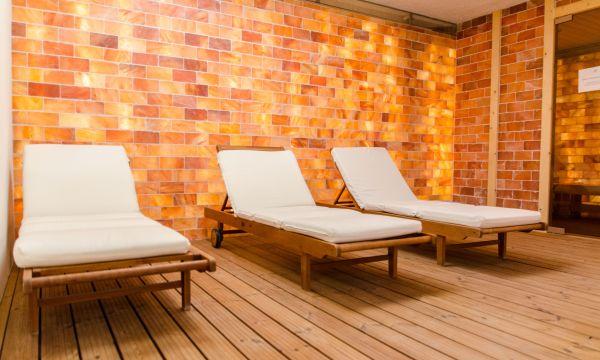 Kolping Hotel Spa & Family Resort - Alsópáhok - Sószoba - családi pihenőtér