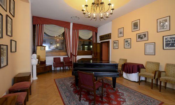Hunguest Grandhotel Galya - Galyatető - Kodály emlékszoba
