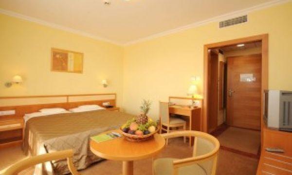Szalajka Liget Hotel - Szilvásvárad - Kétágyas, erkélyes völgyre néző szoba