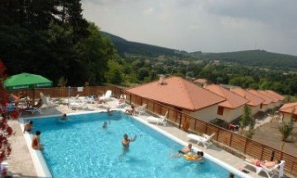 Szalajka Liget Hotel - Szilvásvárad - Kültéri medence