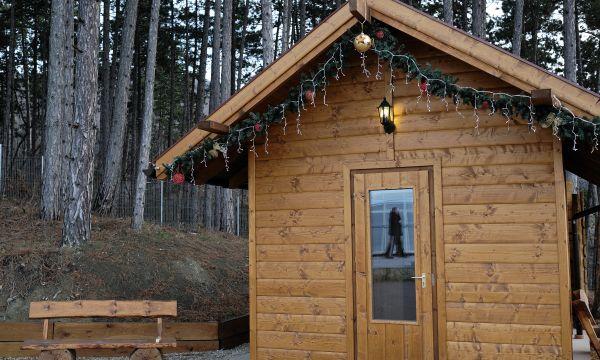 Szalajka Liget Hotel - Szilvásvárad - Erdei szaunaház
