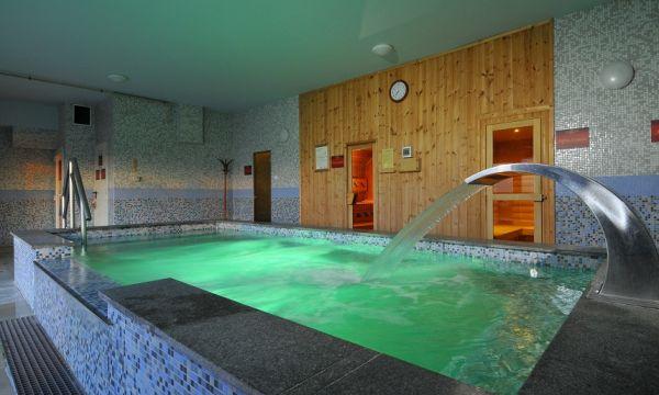 Fried Kastélyszálló Resort - Simontornya - Masszázs pezsgőfürdő