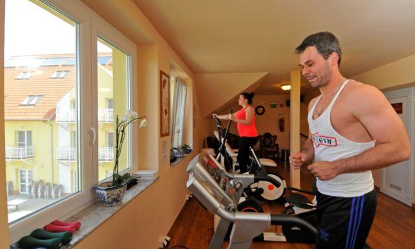 Fried Kastélyszálló Resort - Simontornya - Fitness terem
