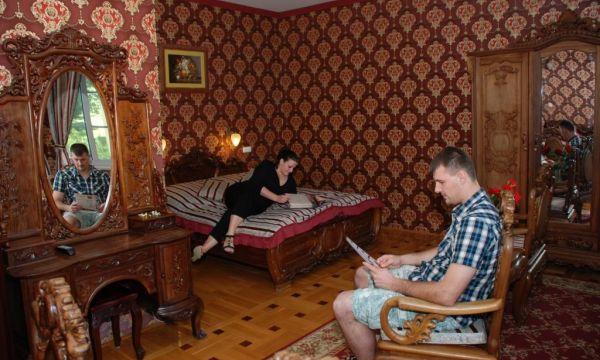 Fried Kastélyszálló Resort - Simontornya - Az Elnöki Lakosztály