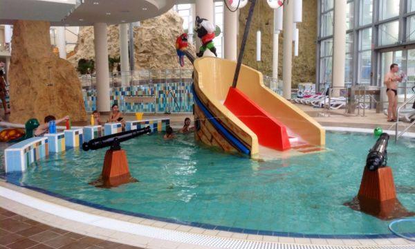 Hunguest Hotel Erkel - Gyula - AquaPalota