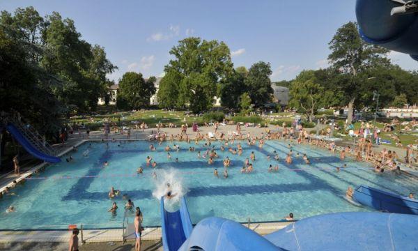 Hunguest Hotel Erkel - Gyula - Várfürdő - Csúszdás medence
