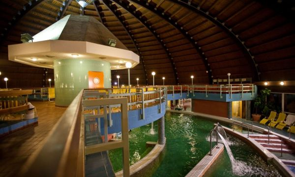 Hunguest Hotel Erkel - Gyula - Várfürdő - Kupolás wellness