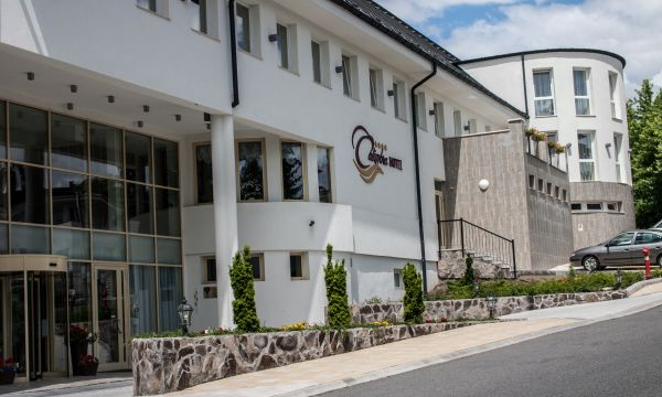 Calimbra Wellness és Konferencia Hotel - Miskolc - Bejárat
