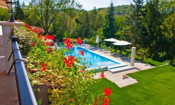 Calimbra Wellness és Konferencia Hotel - Miskolc - Kültéri medence