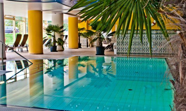 Calimbra Wellness és Konferencia Hotel - Miskolc - Belső medence