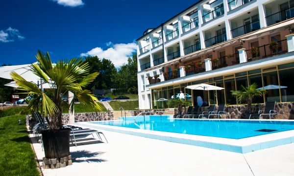 Calimbra Wellness és Konferencia Hotel - Miskolc - Külső medence