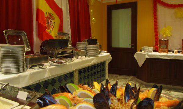 Calimbra Wellness és Konferencia Hotel - Miskolc - Étterem büfé
