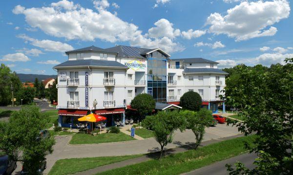 Kristály Hotel - Keszthely - A hotel