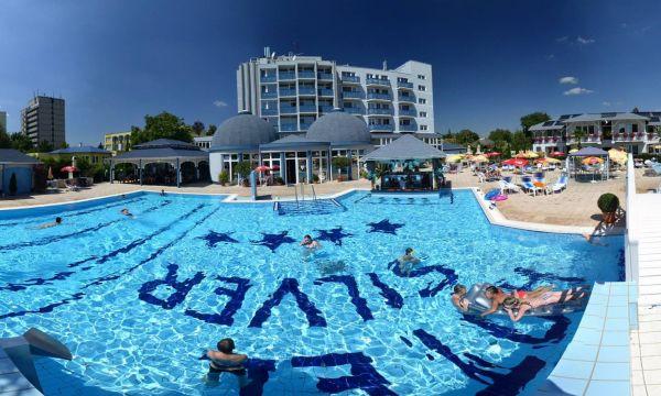 Hotel Silver - Hajdúszoboszló - Strand főépület