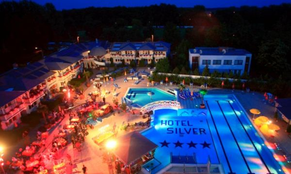 Hotel Silver - Hajdúszoboszló - Strand