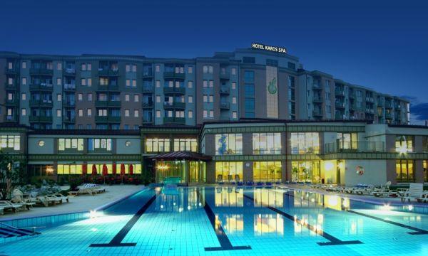 Hotel Karos Spa - Zalakaros - Éjjeli látkép
