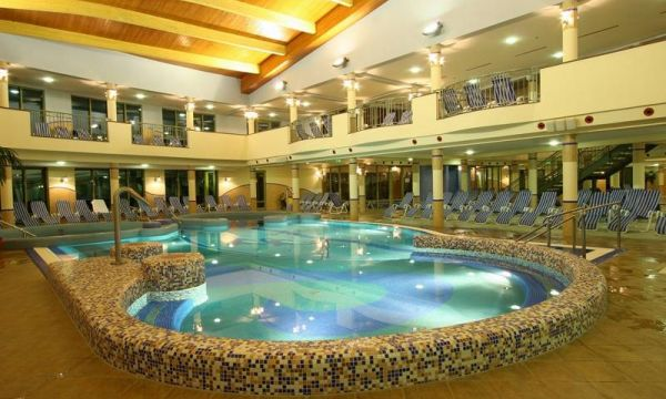 Hotel Karos Spa - Zalakaros - Beltéri élménymedence
