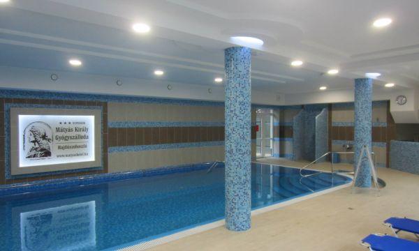 Mátyás Király Gyógy- és Wellness Hotel - Hajdúszoboszló - Fedett uszoda