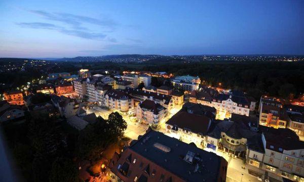 Hunguest Hotel Panoráma - Hévíz - Kilátás a szobából