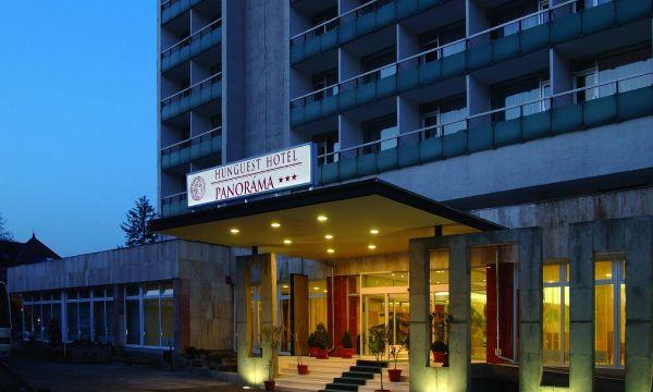 Hunguest Hotel Panoráma - Hévíz - A hotel