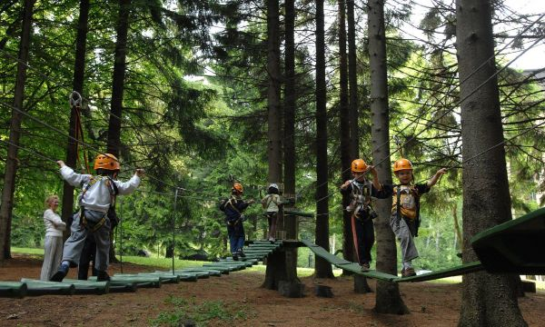 Hunguest Grandhotel Galya - Galyatető - Kalandpark gyerekeknek