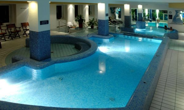 Hunguest Grandhotel Galya - Galyatető - Beltéri élménymedence