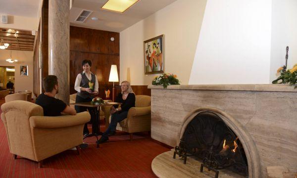 Hunguest Grandhotel Galya - Galyatető - Kandalló
