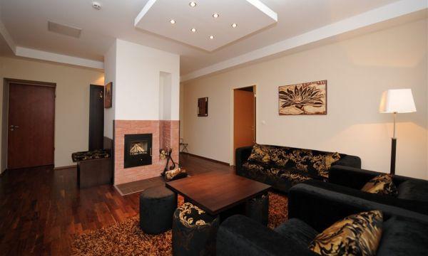 Hunguest Grandhotel Galya - Galyatető - Erkélyes Gold 4 fős lakosztály 2 hálótérrel