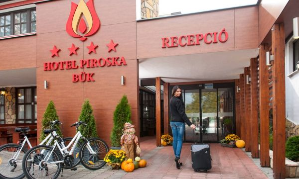 Hotel Piroska - Bükfürdő - 2