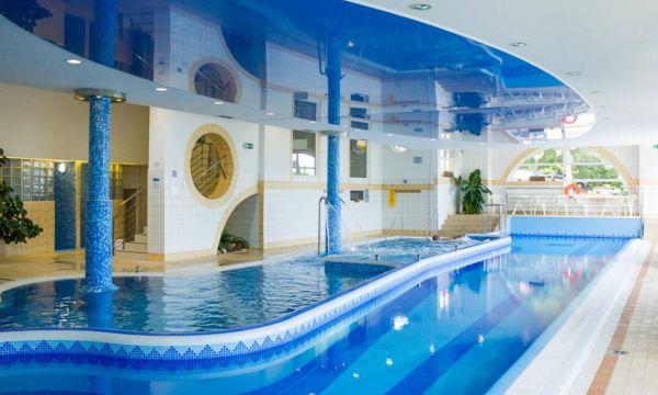Hotel Panoráma - Balatongyörök - Wellness részleg, beltéri medence