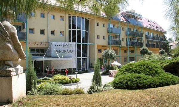 Hotel Panoráma - Balatongyörök - A hotel