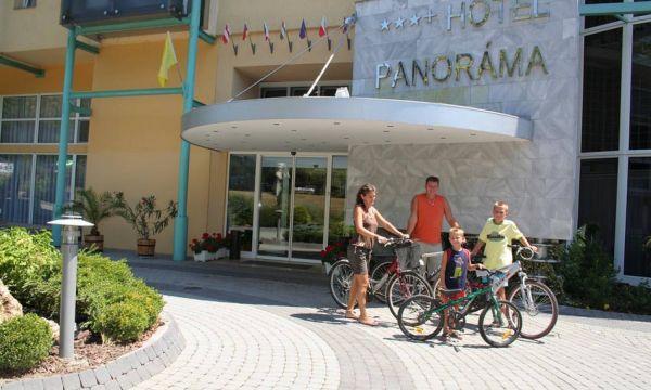 Hotel Panoráma - Balatongyörök - A hotel bejárata