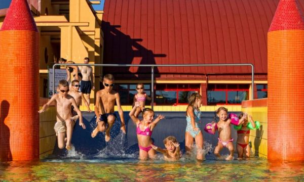 Jufa Vulkán Fürdő Resort - Celldömölk - 8