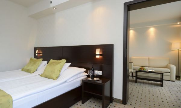 Hunguest Hotel Erkel - Gyula - Junior lakosztály