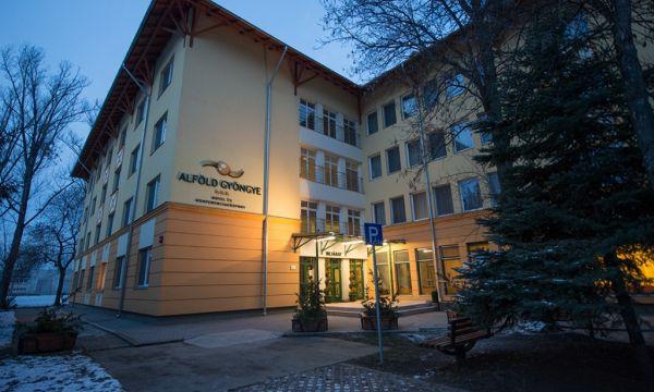 Alföld Gyöngye Hotel - Gyopárosfürdő - 1