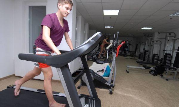Hotel Venus - Zalakaros - Fitnesz terem